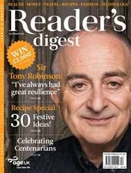 Reader's Digest issue December 2016
