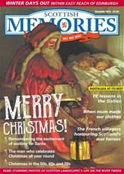 Scottish Memories issue December 2016