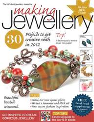 Making Jewellery issue January 2012