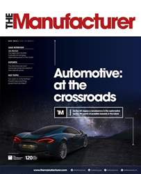 The Manufacturer issue The Manufacturer November 2016