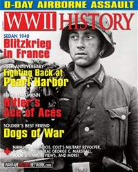 WW2 History Magazine issue December 2016