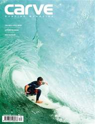 Carve Surfing Magazine issue 174 issue Carve Surfing Magazine issue 174