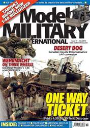 Model Military International issue 51