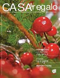 Casa & Regalo issue CASA&regalo - Novembre/Dicembre 2016