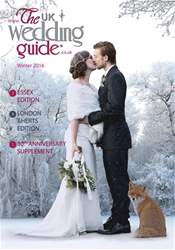 The UK Wedding Guide issue December 2016