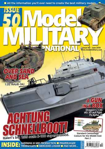 Model Military International issue 50
