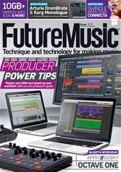 Future Music issue December 2016