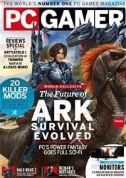 PC Gamer (UK Edition) issue Xmas 2016