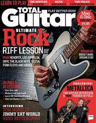 Total Guitar issue December 2016