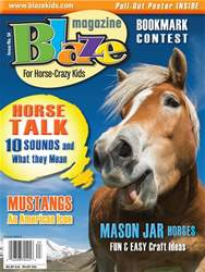 Blaze Magazine issue Issue No 54 Nov 2016