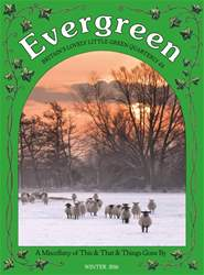 Evergreen issue Winter 2016