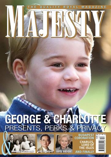 Majesty Magazine Preview