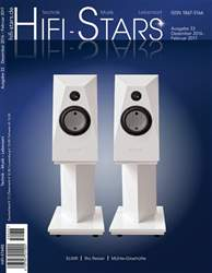 HiFi Stars Magazin issue Ausgabe 33