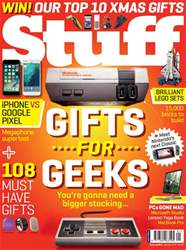 Stuff issue January 2017