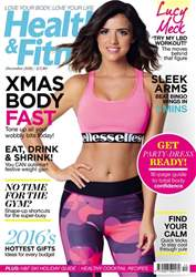 Health & Fitness issue December 2016