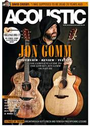 Acoustic issue Dec-16