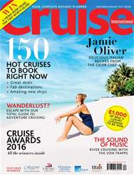 Cruise International issue December/January17