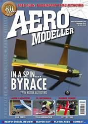 AeroModeller issue AeroModeller