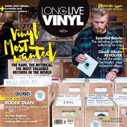 Long Live Vinyl issue Issue 1