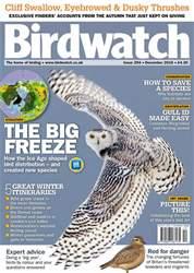 Birdwatch Magazine issue December 2016
