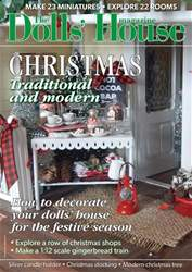 Dolls' House Magazine Cover
