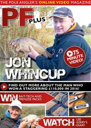 Pole Fishing Plus issue Nov 16