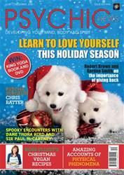 Psychic News Magazine Cover