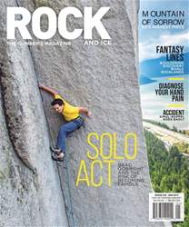 Rock and Ice issue January 2017, #239