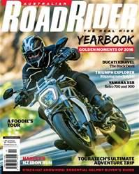 Australian Road Rider issue Australian Road Rider