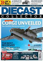 Diecast Collector issue January 2017