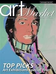 Art Market Magazine issue Art Market Magazine