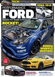 Performance Ford issue December 2016