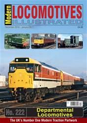 Modern Locomotives Illustrated issue Issue 222