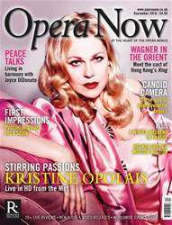 Opera Now issue December 2016