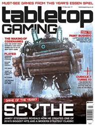 Tabletop Gaming issue Issue Seven – Dec/Jan '17