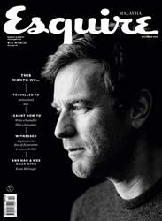 Esquire Malaysia issue December 2016
