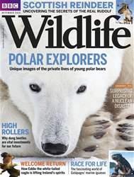BBC Wildlife Magazine issue January 2017