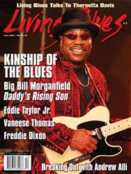 Living Blues issue Living Blues #246