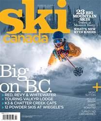 Ski Canada issue December 2016