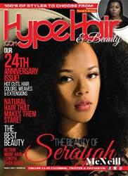 Hype Hair issue December 2016