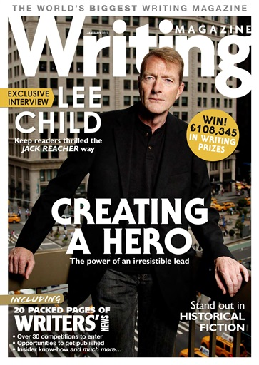 Writing Magazine issue January 2017