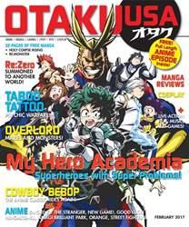 Otaku issue February 2017