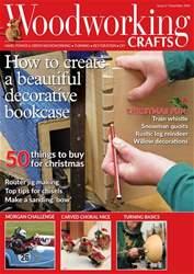 Woodworking Crafts Magazine issue December 2016