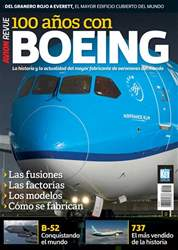 100 anos con Boeing issue 100 anos con Boeing