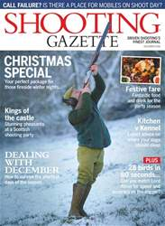 Shooting Gazette issue December 2016