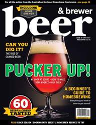 Beer and Brewer issue Summer 2016/17