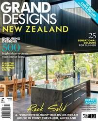 Grand Designs NZ issue Issue#2.6 2016