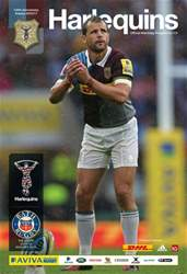 Harlequins issue Harlequins V Bath Rugby