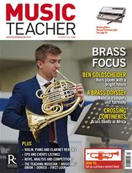 Music Teacher issue December 2016