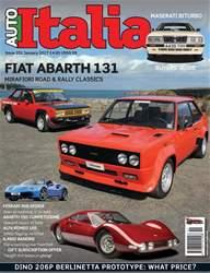 Auto Italia Issue 251 issue Auto Italia Issue 251